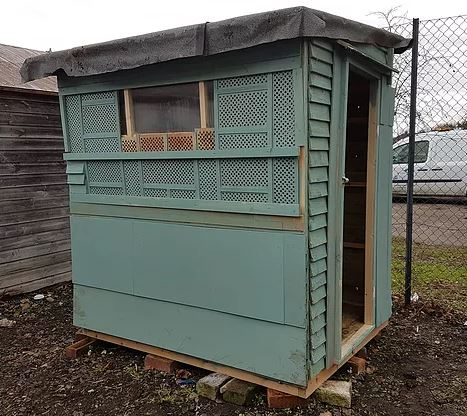 shed moveable
