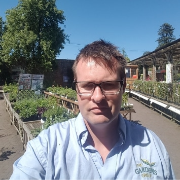 Cultivation Street Gardens Group Ambassador Steve Fry