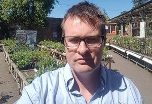 Cultivation Street Gardens Group Ambassador Steve Fry