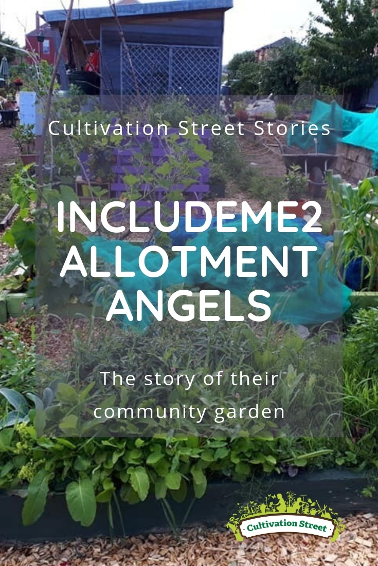 Cultivation Street Stories Includeme2 Allotment Angels the story of their community garden
