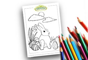 Easter Colouring Feature Image Colouring page Cultivation Street (1)