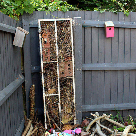 Bug hotel activity cultivation street community school gardens network images 2