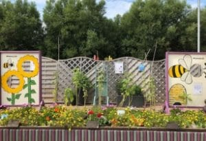 Cultivation Street Little Seedlings Community Garden, their garden story