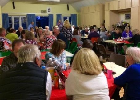 Sandown Castle Community Garden quiz night fundraising for their Cultivation Street garden