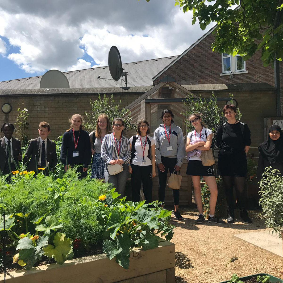 Hammersmith Academy School Garden 2019 Consent Given 6