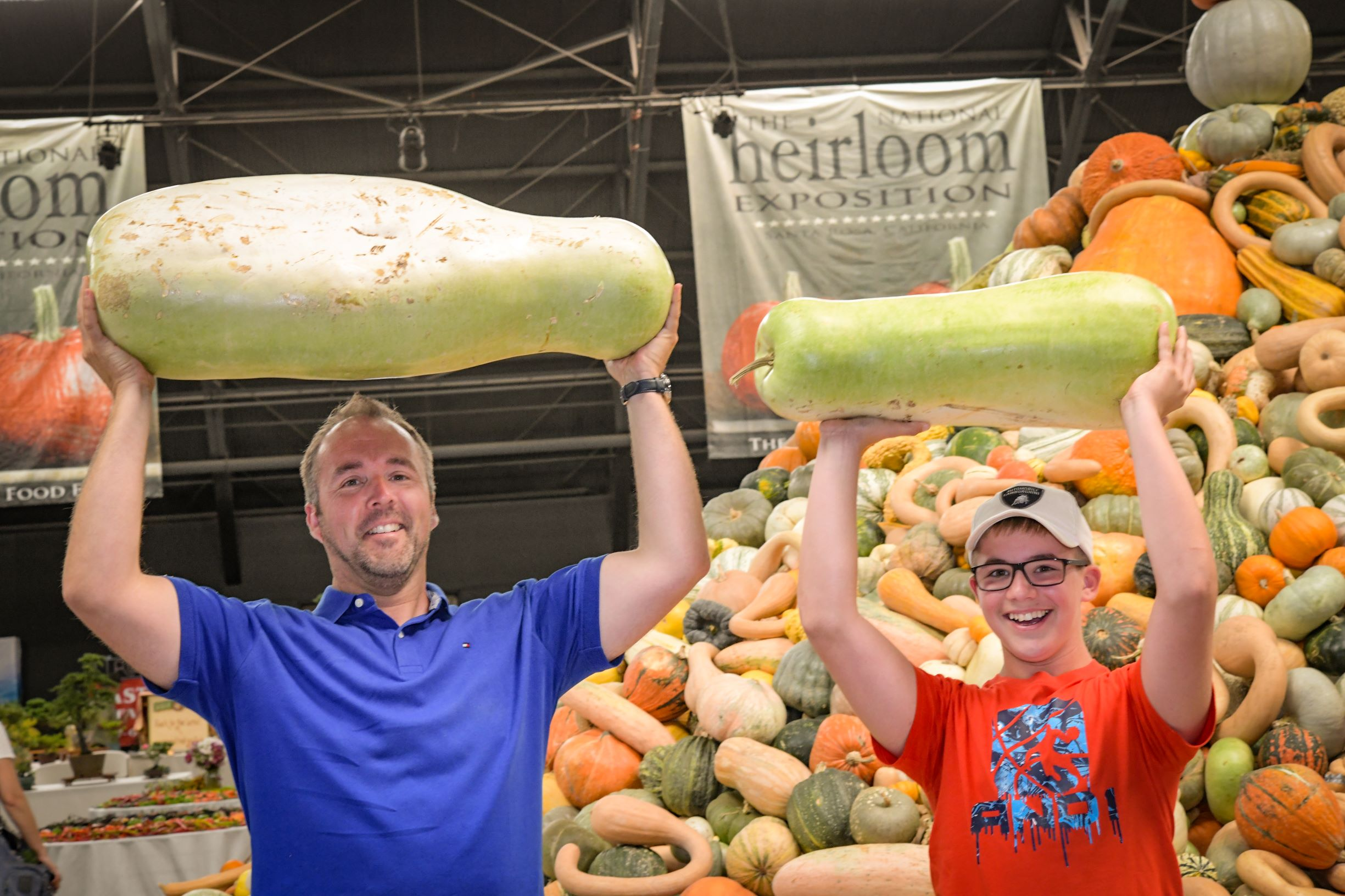 2019 Heirloom Expo Speaker Kevin Fortey and Jamie Fortey LSS DSC_1128 kfjamie