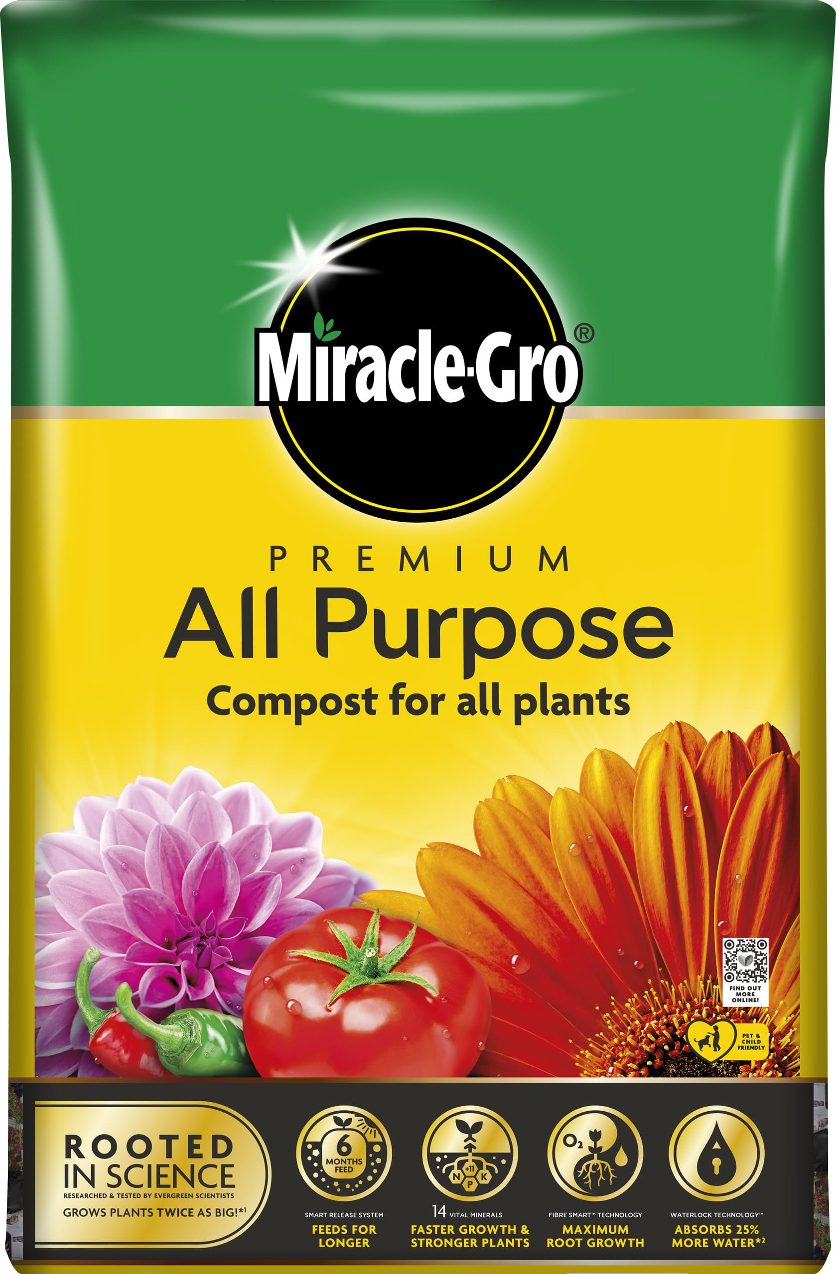 Miracle-Gro All Purpose Compost 20L 119764_119765 C (1)